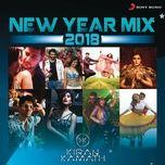 new year mix 2018 (dj kiran kamath) (single) - dj kiran kamath