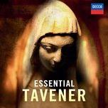essential tavener - v.a