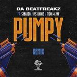 pumpy remix (single) - da beatfreakz, sneakbo, ms banks, tion wayne