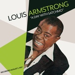 a day with satchmo - louis armstrong