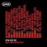 body by jake: motown workout (bpm 128-192) - v.a
