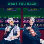 want you back (single) - grey, leon