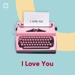 i love you - v.a
