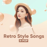 k-pop retro style songs - v.a