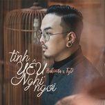 tinh yeu nghi ngoi (single) - hakoota dung ha, tyd
