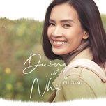duong ve nha (single) - ai phuong