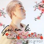 goi em la mua xuan (single) - tang phuc, pd7