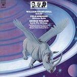black composer series, vol. 7: william grant still, fela sowande & george walker (remastered) - paul freeman