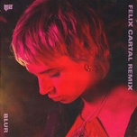 blur (felix cartal remix) (single) - mø