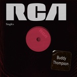 rca singles - buddy thompson