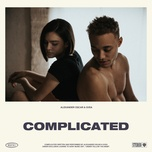 complicated (single) - alexander oscar, svea