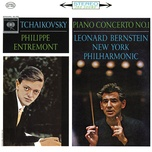 tchaikovsky: piano concerto no. 1 in b-flat minor, op. 23 (remastered) - leonard bernstein, new york philharmonic orchestra, philippe entremont
