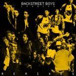 chances (remixes) (ep) - backstreet boys