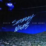 saturday nights remix (single) - khalid, kane brown