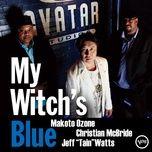 my witch's blue - makoto ozone