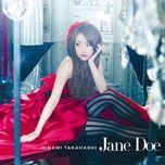 jane doe (type b) (single) - minami takahashi