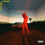 undrunk (single) - fletcher
