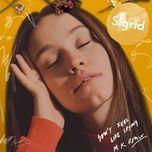 don't feel like crying (mk remix) (single) - sigrid