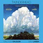 thunderhead - malcolm dalglish & grey larsen