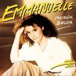 premier baiser (single) - emmanuelle