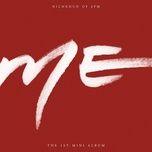 me (mini album) - nichkhun (2pm)
