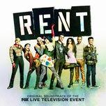 rent (original soundtrack of the fox live television event) - original television cast of rent live