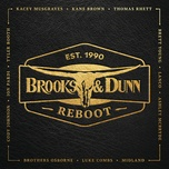 reboot...brand new man/believe (single) - brooks & dunn
