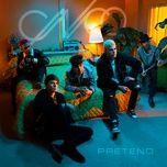 pretend (single) - cnco