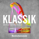 mondscheinsonate (moonlight sonata) (single) - justus frantz, ludwig van beethoven