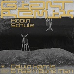 giant (robin schulz remix) (single) - calvin harris, rag n bone man