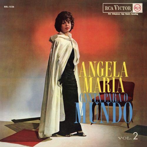 Los Pisconeros - Angela Maria   Angela Maria Canta Para O