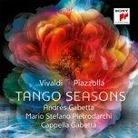 the four seasons - violin concerto in f minor, rv 297, winter/i. allegro non molto - cappella gabetta, andres gabetta, vivaldi