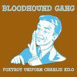 foxtrot (single) - bloodhound gang