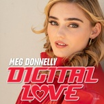 digital love (single) - meg donnelly