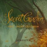 strength (single) - secret garden, espen grjotheim