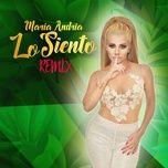 lo siento (remix 2019) (single) - maria andria