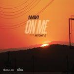 on me (single) - navi