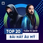 top 20 bai hat au my tuan 11/2019 - v.a