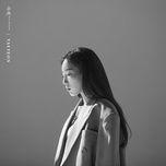 four seasons (single) - tae yeon (snsd)