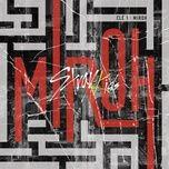 cle 1: miroh (mini album) - stray kids