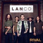 rival (single) - lanco