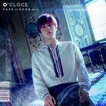 o'clock (mini album) - park ji hoon