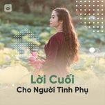 loi cuoi cho nguoi tinh phu - v.a