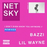 i don't even know you anymore (remixes) (ep) - netsky