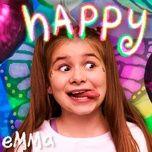 happy (single) - emma