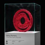 the moment (novell) (single) - nicky romero