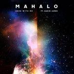 here with me (single) - mahalo, kadiri james