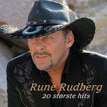 20 storste hits - rune rudberg