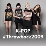 k-pop #throwback2009 - v.a