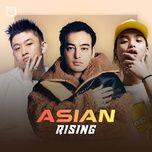 asian rising - v.a